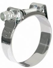 Mikalor 59-63 stainless steel clamp